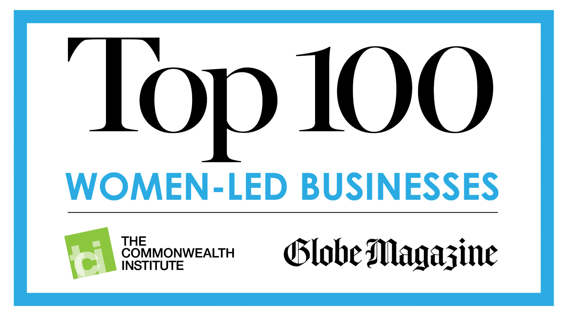 Top Women led Company by Boston Globe